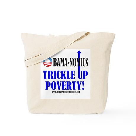 Obama-nomics Tote Bag