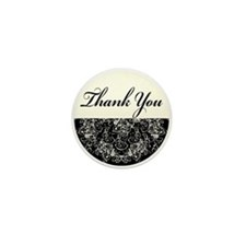 Thank You Mini Button
