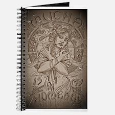 Mucha is my Homeboy Journal