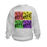 Pop Art Kids Sweatshirt