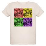 Pop Art Organic Kids T-Shirt