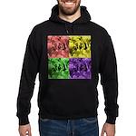Pop Art Hoodie (dark)