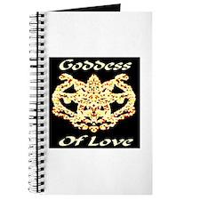 Goddess Of Love Journal