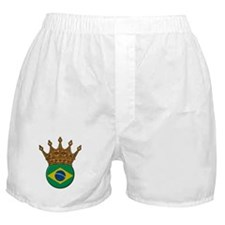 King Of Brazil Boxer Shorts