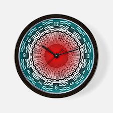 Banjoclock#3 Wall Clock