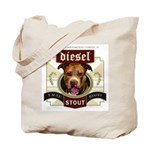 Diesel Pit Bull Stout Tote Bag