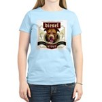 Diesel Pit Bull Stout Women's Light T-Shirt