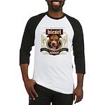 Diesel Pit Bull Stout Baseball Jersey