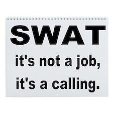 SWAT Wall Calendar