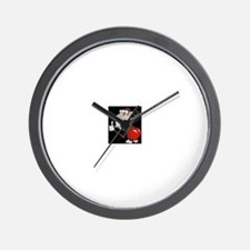Funny Monkey humor Wall Clock