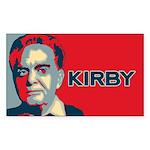 Jack Kirby Sticker