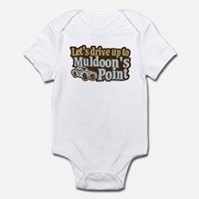 Muldoon's Point Infant Bodysuit