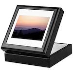 Mountain Sunset 2 Keepsake Box