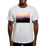 Mountain Sunset 2 Light T-Shirt