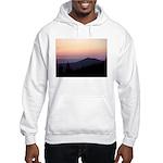 Mountain Sunset 2 Hooded Sweatshirt