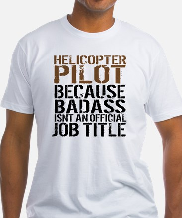 Unique Helicopter pilot Shirt