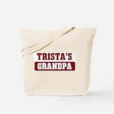 Tristas Grandpa Tote Bag