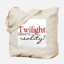 Twilight its not just an... Tote Bag