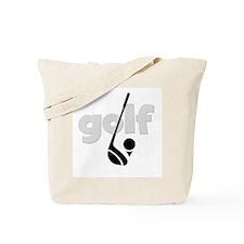 Just Golf Tote Bag