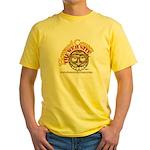Cruse Web Site Yellow T-Shirt