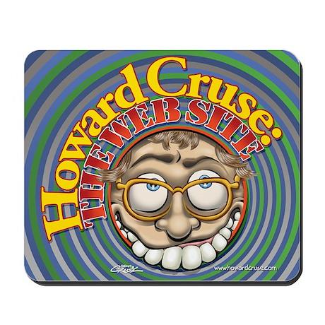 Cruse Web Site Mousepad
