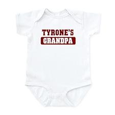 Tyrones Grandpa Infant Bodysuit