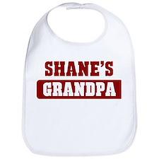 Shanes Grandpa Bib