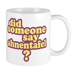Someone Say Ahnentafel? Mug