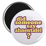 Someone Say Ahnentafel? Magnet