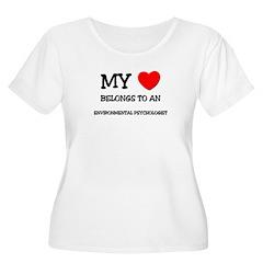 My Heart Belongs To An ENVIRONMENTAL PSYCHOLOGIST