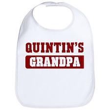 Quintins Grandpa Bib