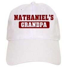 Nathaniels Grandpa Baseball Cap