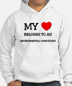 My Heart Belongs To An ENVIRONMENTAL CONSULTANT Ho