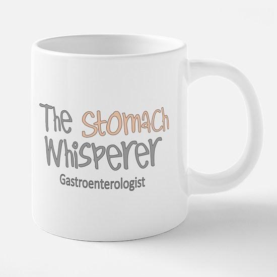 The Stomach Whisperer 20 oz Ceramic Mega Mug
