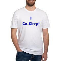 I Co-Sleep! - Multiple Color Shirt
