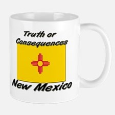 Truth Or Consequences New Mexico Mug
