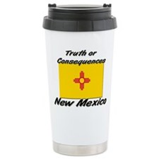 Truth Or Consequences New Mexico Travel Mug