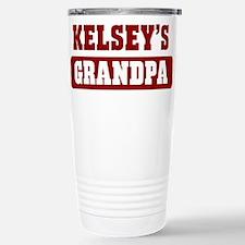 Kelseys Grandpa Travel Mug