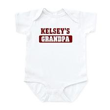 Kelseys Grandpa Infant Bodysuit