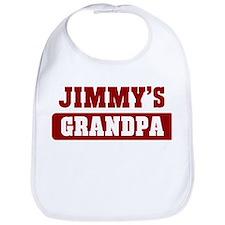 Jimmys Grandpa Bib