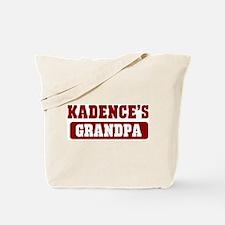 Kadences Grandpa Tote Bag