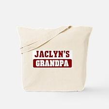 Jaclyns Grandpa Tote Bag