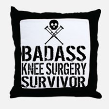 Cool Knee Throw Pillow