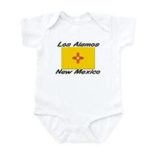 Los Alamos New Mexico Infant Bodysuit