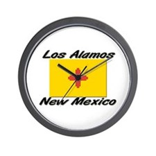 Los Alamos New Mexico Wall Clock