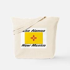 Los Alamos New Mexico Tote Bag