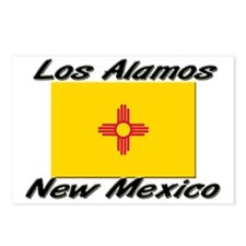 Los Alamos New Mexico Postcards (Package of 8)