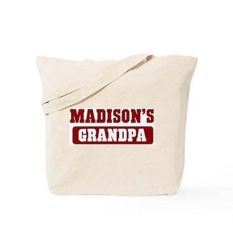 Madisons Grandpa Tote Bag