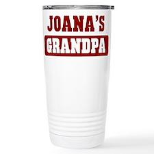 Joanas Grandpa Travel Mug