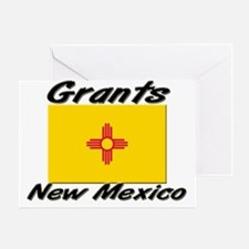 Grants New Mexico Greeting Card
